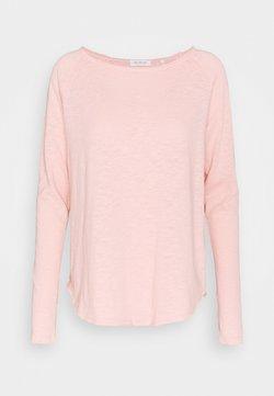 Rich & Royal - HEAVY LONGSLEEVE - Langarmshirt - blush pink
