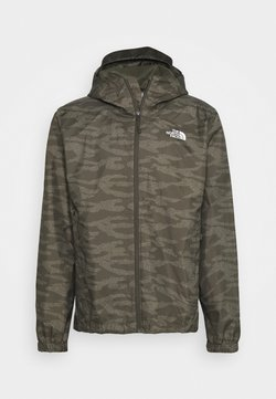 The North Face - MENS QUEST JACKET - Giacca outdoor - new taupe green