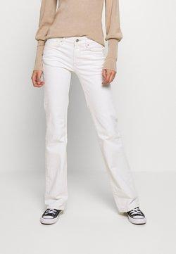 Pepe Jeans - AUBREY - Jean droit - white denim