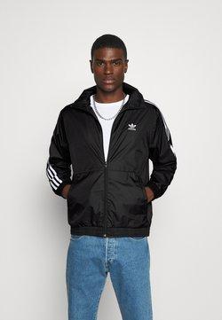 adidas Originals - UNISEX - Kurtka sportowa - black/white