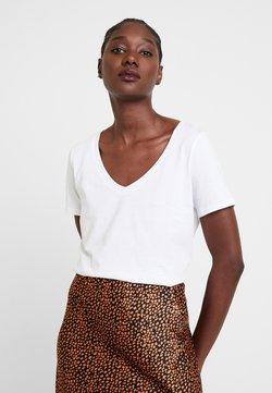 Anna Field - T-shirt basic - white