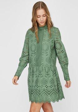 Vero Moda - Sukienka letnia - dark ivy