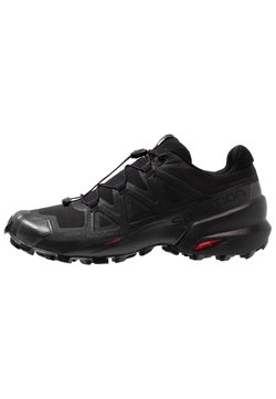 Salomon - SPEEDCROSS 5 - Zapatillas de trail running - black/phantom