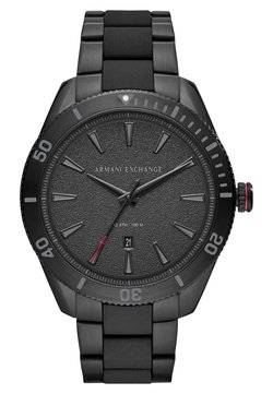 Armani Exchange - Montre - schwarz