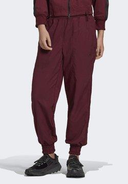 adidas by Stella McCartney - CF MACCARTNEY TRAINING WORKOUT PANTS - Jogginghose - burgundy