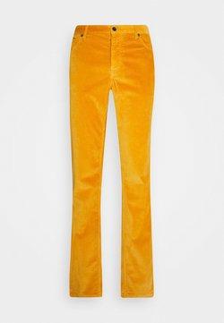 Benetton - TROUSER - Pantalon classique - ocra