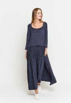 Madam-T - ELENIS - Vestito lungo - blau