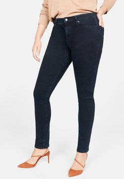 Violeta by Mango - JEANS - Slim fit jeans - intensives dunkelblau