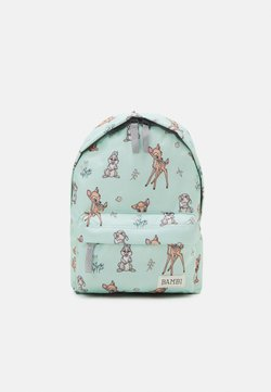 Kidzroom - BACKPACK BAMBI LITTLE FRIENDS - Ryggsäck - mint