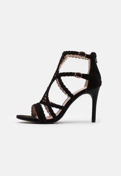 Bullboxer - High Heel Sandalette - black
