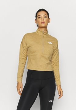 The North Face - ACTIVE TRAIL ZIP - Sweatshirt - moabkhakilgtht