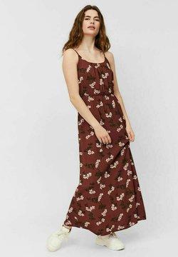 Vero Moda - VMSASHA DRESS - Maxikleid - sable