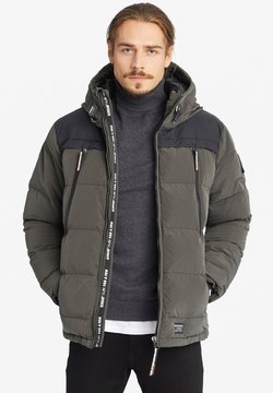 khujo - BILL - Winterjacke - dark grey
