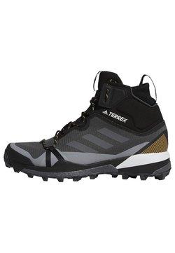 adidas Performance - TERREX SKYCHASER GORE-TEX BOOST HIKING SHOES - Obuwie hikingowe - grey