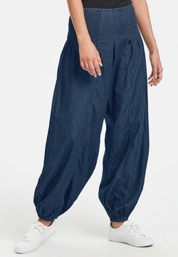 PULZ - JILL  - Jeans Relaxed Fit - dark blue