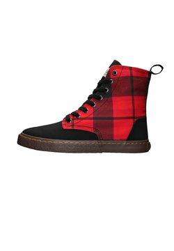 Ethletic - BROCK BROCK - Sneaker high - tartan fire starter