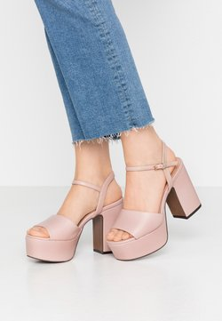 Even&Odd - High heeled sandals - nude