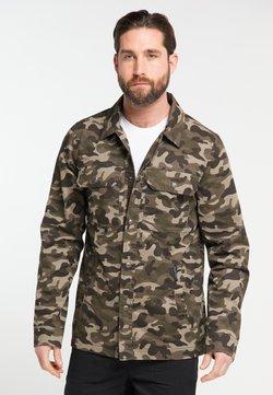 DreiMaster - Leichte Jacke - camouflage