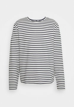 YMC You Must Create - Langarmshirt - white/navy