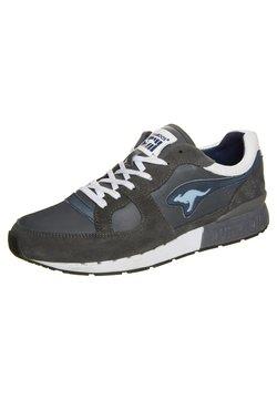 KangaROOS - COIL - Sneaker low - grey/navy