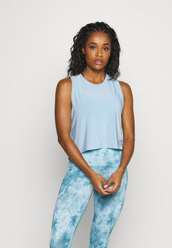 Onzie - TEMPO TANK - Top - light blue