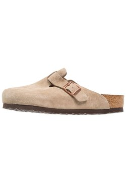 Birkenstock - BOSTON SOFT FOOTBED - Hausschuh - taupe