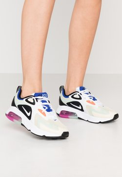 Nike Sportswear - AIR MAX 200 - Sneakers laag - fossil/white/black/pistachio frost/hyper blue/hyper crimson