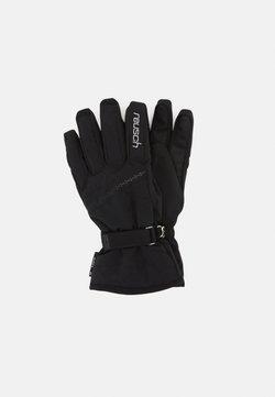Reusch - HANNAH  - Fingerhandschuh - black/silver