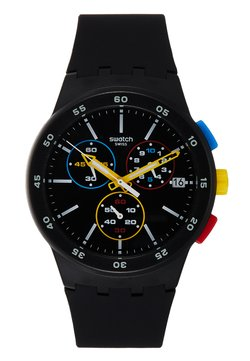Swatch - ONE - Montre à aiguilles - black