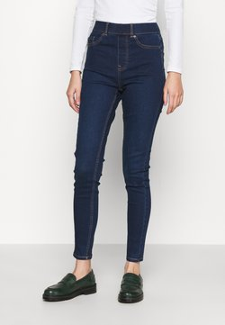 New Look - LIFT AND SHAPE - Jeggings - blue
