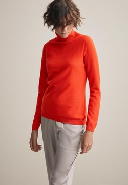 Falconeri - MIT LANGARM - Strickpullover - orange