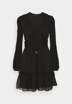 Guess - PETRA DRESS - Juhlamekko - jet black