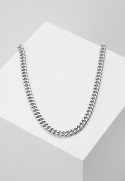 Weekday - HEATHER NECKLACE - Halsband - rhodium-coloured