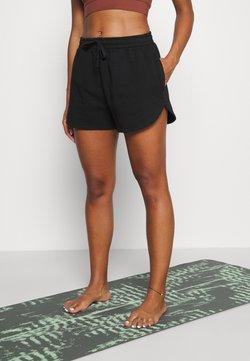 ARKET - kurze Sporthose - black