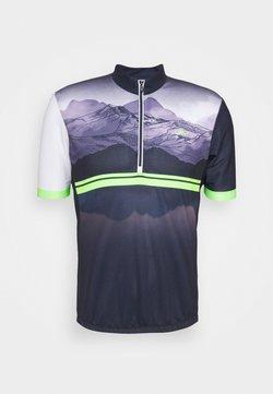 CMP - MAN BIKE  - Sportshirt - black blue