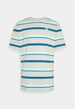 Puma - DOWNTOWN TEE - T-Shirt print - desert sage