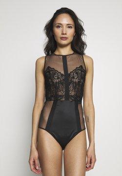 Calvin Klein Underwear - SPRING ROSE - Body - black