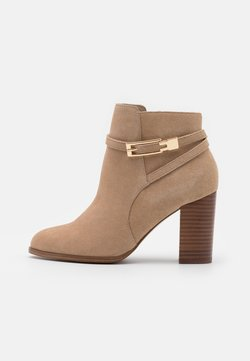Anna Field - LEATHER - Ankle boot - nude