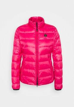 Blauer - GIUBBINI CORTI IMBOTTITO - Daunenjacke - hot pink