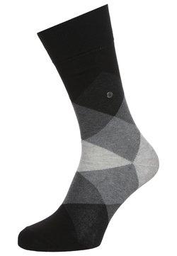 Burlington - CLYDE - Chaussettes - black