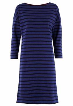 Boden - ROSIE - Jerseykleid - edelsteinblau/navy