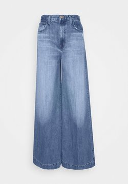 J Brand - THELMA HIGH RISE SUPER WIDE LEG - Jeans Relaxed Fit - senska raze