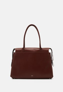 Royal RepubliQ - CROWN DAY BAG - Laptop bag - cognac