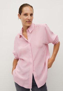 Mango - MADE - Camicia - rosa