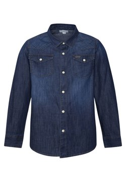 Pepe Jeans - JHON - Vapaa-ajan kauluspaita - indigo blau