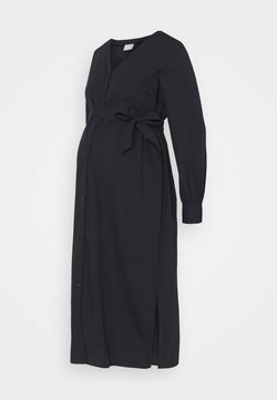 MAMALICIOUS - NURSING DRESS - Freizeitkleid - dark navy