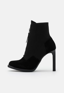 G-Star - STRETT HEEL BOOT - High Heel Stiefelette - black