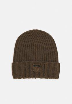 Blauer - BASIC HAT UNISEX - Huer - verde militare