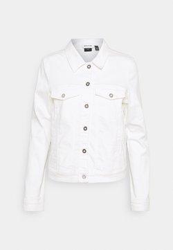 Vero Moda Tall - VMHOTSOYA JACKET - Giacca di jeans - bright white