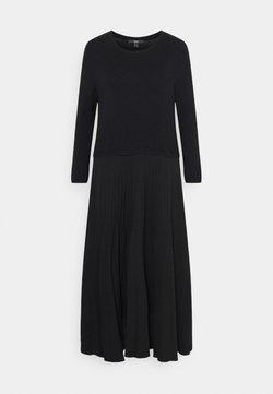 Esprit Collection - Vestido largo - black